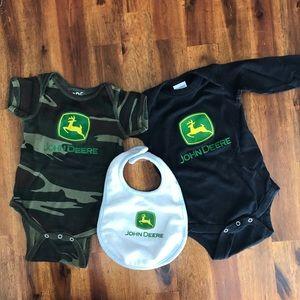 John Deere Baby Bundle, Size 6 months